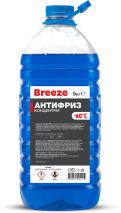 Antifreeze blue -60º / 5L - SEVAN