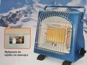 GAS heater 2 in 1