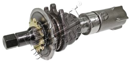 CALIPER ADJUSTING MECHANISM - KNORR