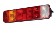 TAIL LAMP - LEFT WITH SOCKET - SCANIA R - SIM