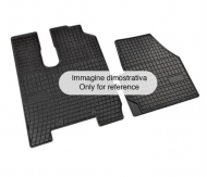 Tailored rubber mats - Daf CF