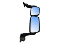 Mirror right short arm (370mm) IVECO STRALIS