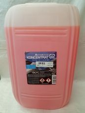 Antifreeze concentrate - red (G12) -80º / 20L -  - Active Drive